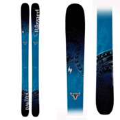 Blizzard Dakota Womens Womens Skis 2013, , medium
