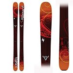 Blizzard Samba Womens Skis 2013