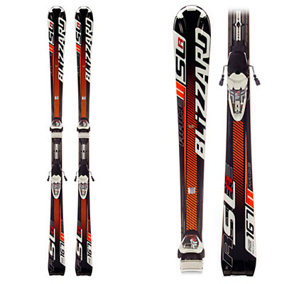 Blizzard SLR Magnesium Race Skis with Q TP 11 Bindings, , large