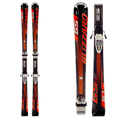 Blizzard GSR Magnesium IQ Race Skis with Q TP 11 Bindings, , large