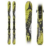 Atomic Savage Ti Skis with XTO 14