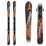 Atomic Smoke Ti Skis with XTO 12