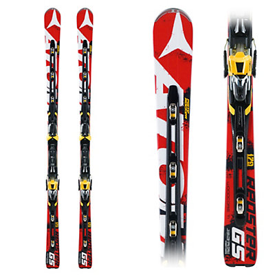 Atomic Redster Double Deck GS Race Skis with Neox TL 12 Bindings, , large