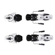 Atomic FFG 12 Ski Bindings 2014, White, medium