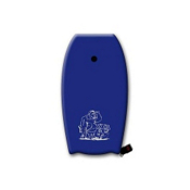 360 Inc. XXXL 45 Body Board, Blue, medium