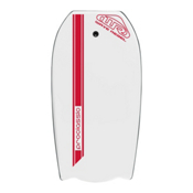 360 Inc. Pro Classic Body Board, White, medium