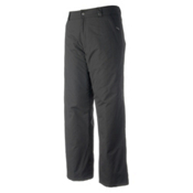 Obermeyer Keystone Mens Ski Pants, Black, medium