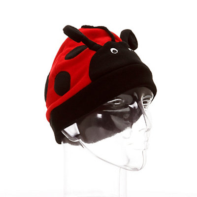Mental Lady Bug Hat, Red, viewer
