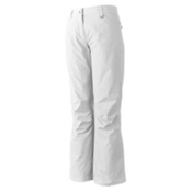 Obermeyer Sundance Womens Ski Pants, White, medium