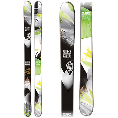 Salomon Shogun 100 Skis, , large
