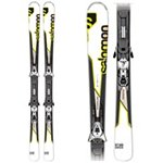 Salomon Enduro XT 800 Skis with Z12