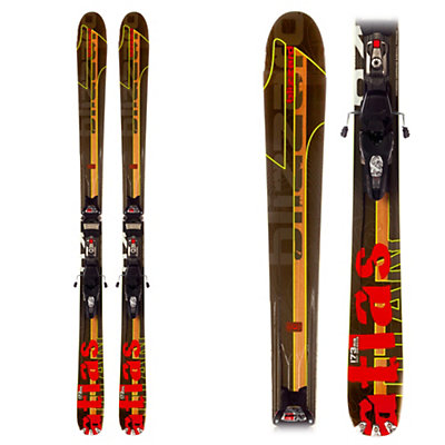 Blizzard Titan Atlas IQ Max Skis with IQ Max 14 Bindings, , large