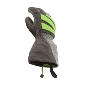 Black Diamond Prodigy Gloves, Lime Green, medium