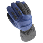 Black Diamond Prodigy Gloves, Spectrum Blue, medium