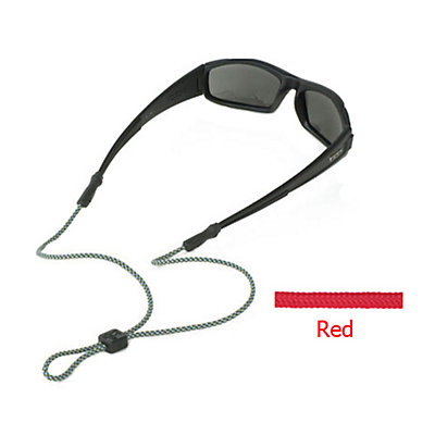 Chums 5mm Universal Rope for Sunglasses, Red, large