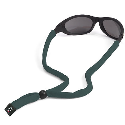 Chums Original Cotton Hurricane Retainer for Sunglasses, Green, large
