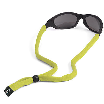 Chums Original Cotton Hurricane Retainer for Sunglasses, Light Green, large