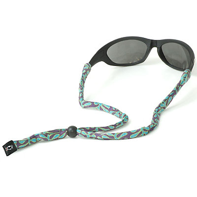 Chums Original Cotton Wasatch Retainer for Sunglasses, Seaweed, large