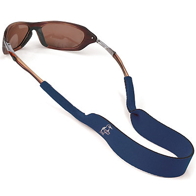 Chums Neoprene Classic Retainer for Sunglasses, Navy, large
