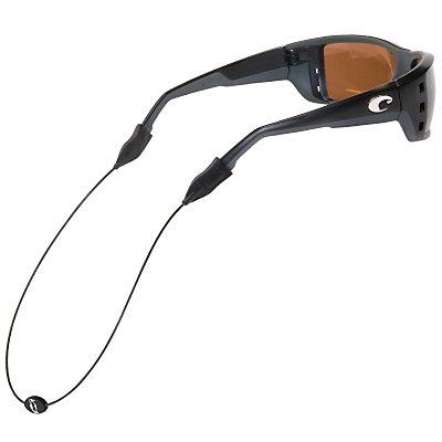 Chums Orbiter Retainer for Sunglasses, Black, large