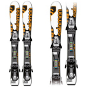 Salomon Enduro 800 XS Kids Skis with C5 Bindings 2013, , medium