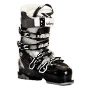 Salomon RS 75 Womens Ski Boots, Black-Crystal Translucent, medium