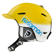 Salomon Patrol Helmet 2013, Yellow Matt, medium
