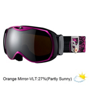 Salomon Xtend Xcess8 Womens Goggles 2013, Purple-Universal, medium