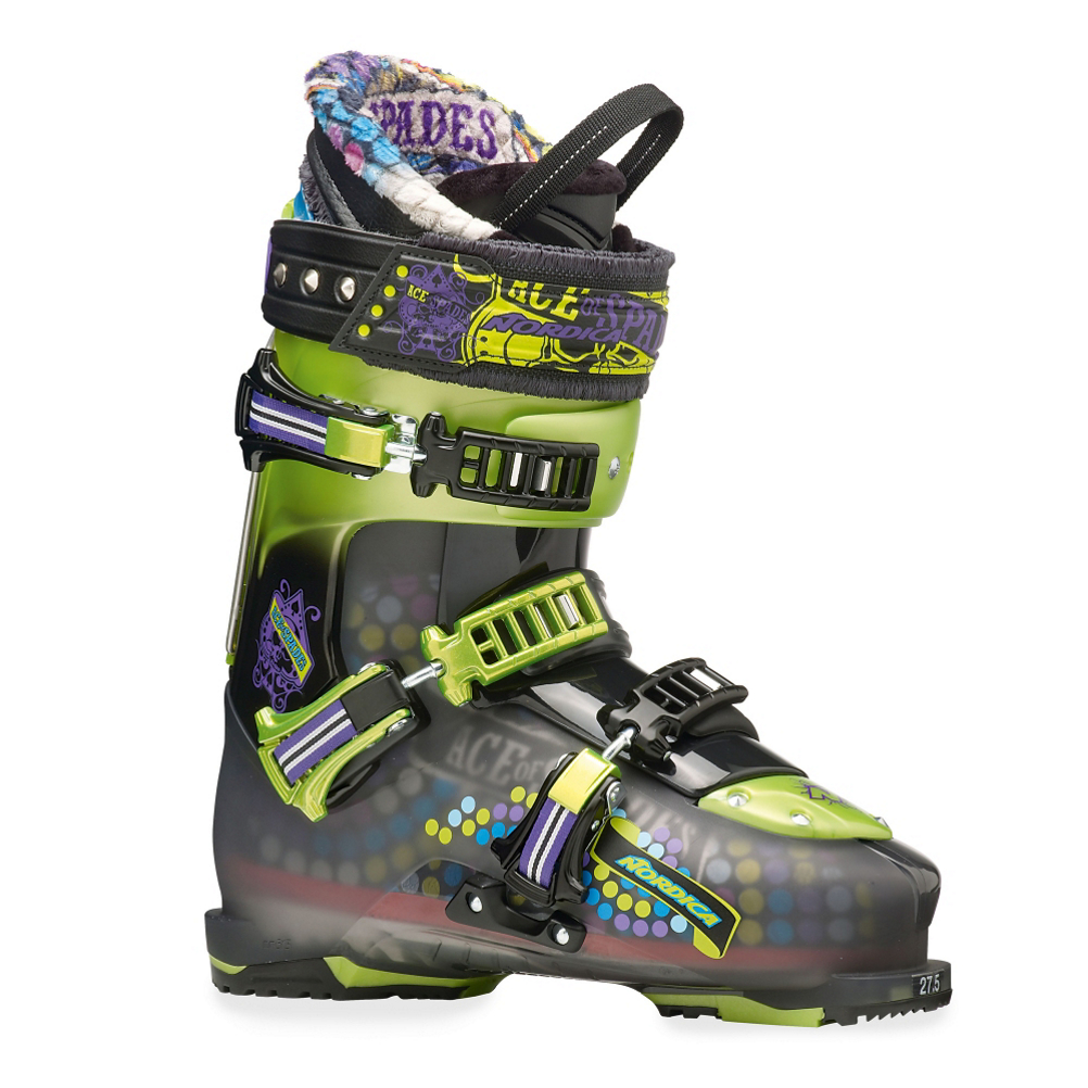 Nordica Ace of Spades Ski Boots 2013