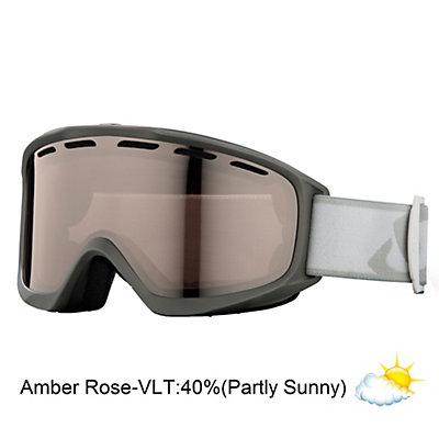 Giro Index OTG Goggles, Titanium Icon Streak-Amber Ros, viewer