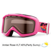 Giro Grade Kids Goggles 2013, Pink Paul Frank Mod-Amber Rose 40, medium