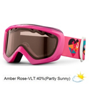 Giro Chico Kids Goggles 2013, Pink Paul Frank Mod-Amber Rose 40, medium