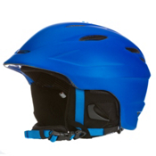 Giro Seam Helmet 2015, Matte Blue, medium