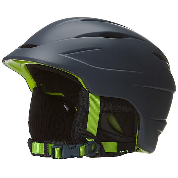 Giro Seam Helmet 2017, Matte Turbulence-Lime, 600