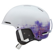Giro Battle Helmet 2013, White Beachcomber, medium