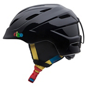 Giro Nine.10 Kids Helmet 2014, Matte Black Multi, medium