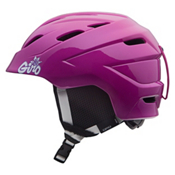 Giro Nine.10 Girls Helmet 2013, Cerise Doodle Girl, medium