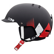 Giro Vault Kids Helmet 2013, Matte Black Pusher, medium
