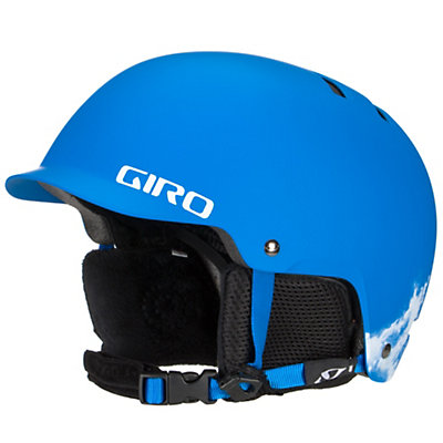 Giro Vault Kids Helmet 2016, Black, large