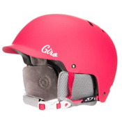 Giro Vault Kids Helmet 2016, Bright Coral, medium
