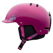 Giro Vault Girls Helmet 2013, Cerise Doodle Girl, medium