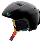 Giro Slingshot Kids Helmet 2013, Matte Black Multi, medium