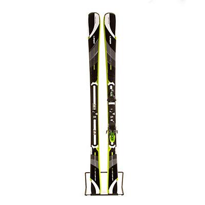 Elan Amphibio Waveflex 78 Skis with EL 11.0 Fusion Bindings, , viewer