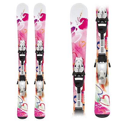 Elan Lil' Magic Kids Skis with EL 4.5 Bindings, , large