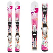 Elan Lil' Magic Kids Skis with EL 7.5 QT Bindings 2013, , medium