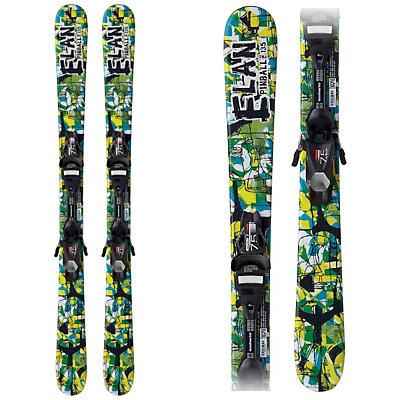 Elan Pinball Pro Jr Kids Skis, , large