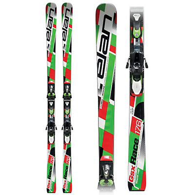 Elan GSX Waveflex Race Skis with ELX 14.0 Fusion Bindings, , large