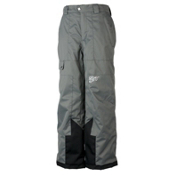 Obermeyer Prophet Kids Ski Pants, Basalt, medium