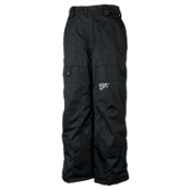 Obermeyer Prophet Kids Ski Pants, Black, medium