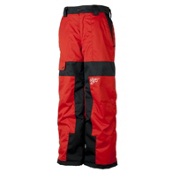 Obermeyer Prophet Kids Ski Pants, Lava, medium